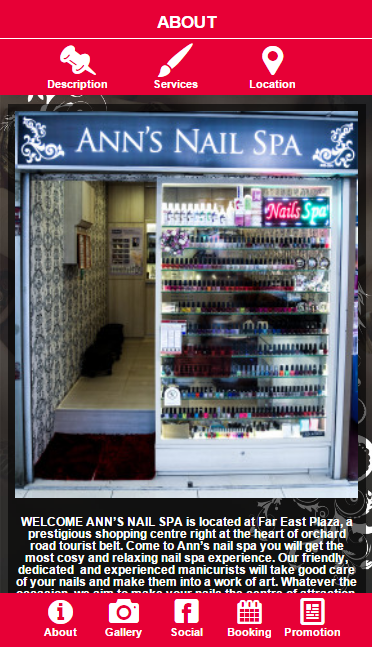 Anns Nail Spa- screenshot