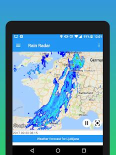 Rain Radar 11