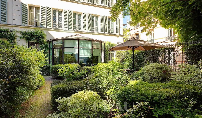 Maison avec jardin et terrasse Paris 6ème