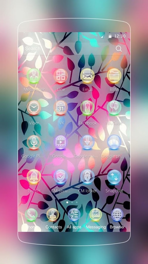 Dainty Icon Pack For Girls- screenshot