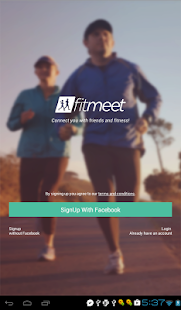 Fitmeet- screenshot thumbnail