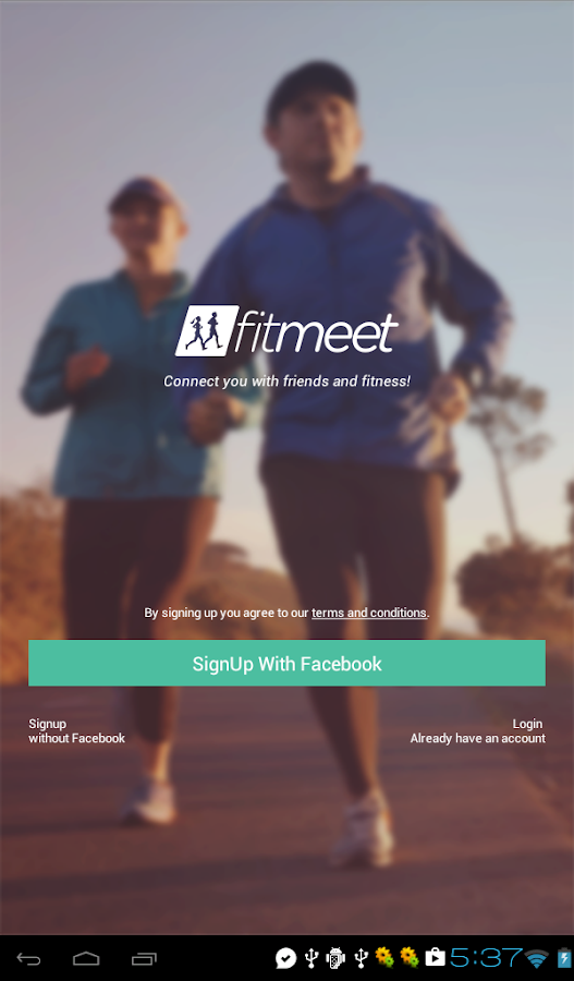Fitmeet- screenshot