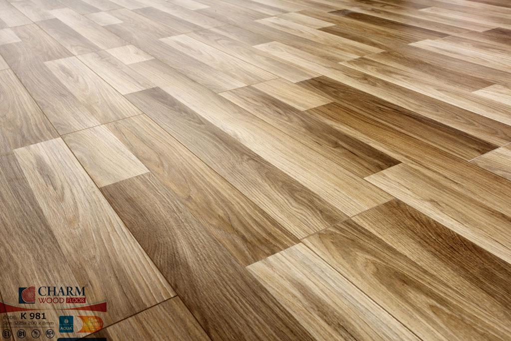 Có nên sử dụng sàn gỗ Charm hay không?