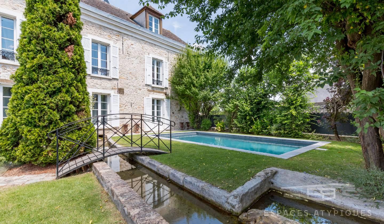 Maison avec piscine Melun