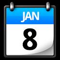 Smooth Calendar icon