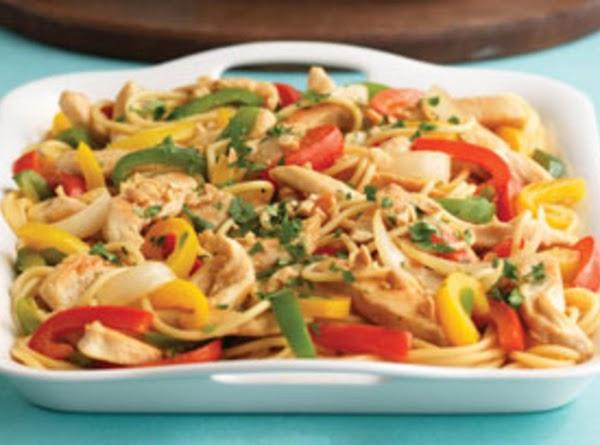 Chicken Lo Mein~30 Min. Meal Recipe