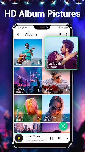 Music Player Pro 3.3.0 screenshots 4