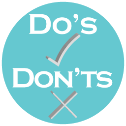Home Loan Do's and Don'ts