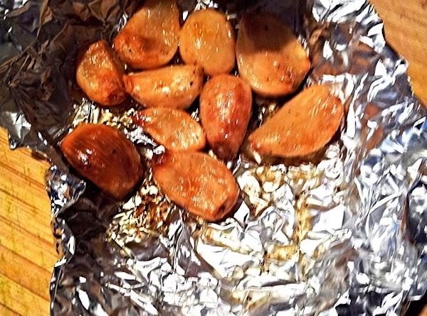 Easy Roasted Garlic Recipe