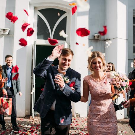 Wedding photographer Marina Ponomareva (ponomarewwa). Photo of 26.01.2018