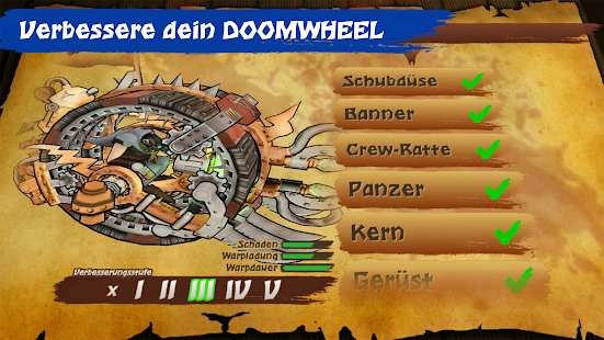 Warhammer: Doomwheel Screenshot