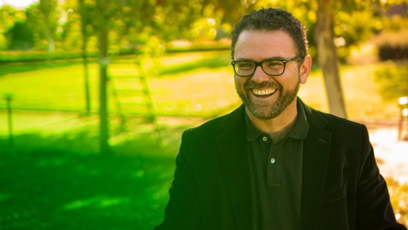 Álvarez actuará el 29 de diciembre en el Teatro Cervantes con Beatles Connection. Foto: Palen.