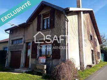maison à Fresnes-en-woevre (55)