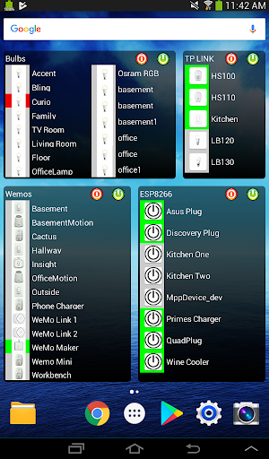 AutomationManager for IoT by MikeP (Google Play, United