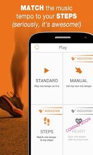 RockMyRun - Best Workout Music - screenshot thumbnail