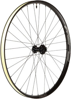 "Stans No Tubes Flow CB7 Front Wheel - 27.5"", 15 x 110mm, 6-Bolt, Black alternate image 3"