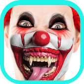 Killer Clown Mask Photo Editor