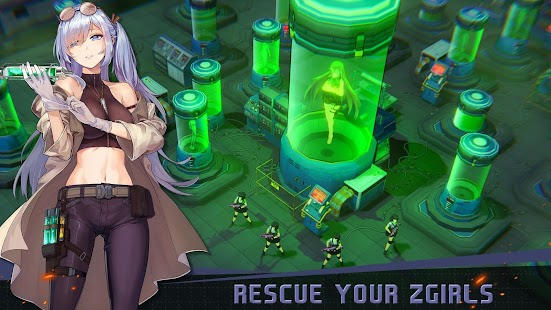 Furies: Last Escape Screenshot