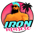 3D bodybuilding fitness game - Iron Muscle icon