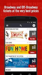 TodayTix – NYC Theater Tickets- screenshot thumbnail