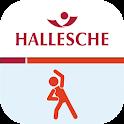 HALLESCHE Fitness-App