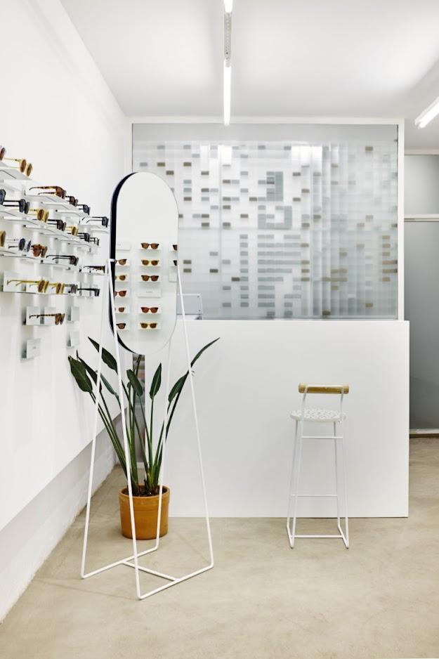Thiết kế cửa hàng kính mắt - Thiết kế shop thời trang kính mắt 3