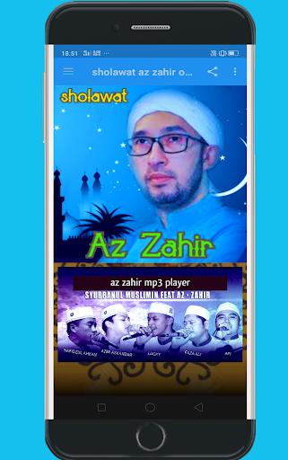 sholawat az zahir offline screenshots 1