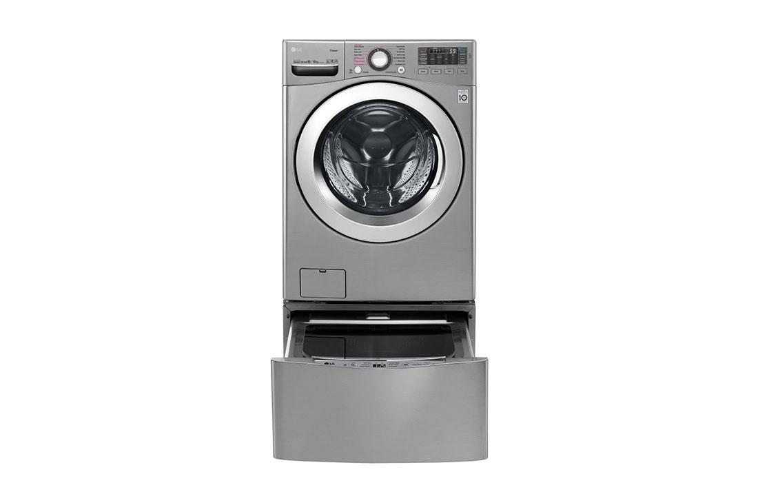 LG F0K2CHK2T2_F70E1UDNK1 Twin Wash Front Load Washing Machine With ...