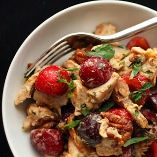 How to Make Cherry Pecan Tarragon Chicken Salad
