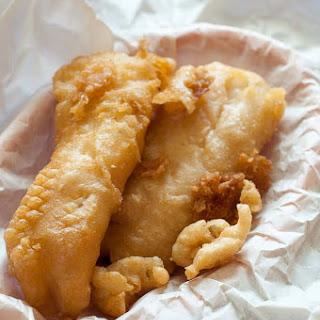 Long John Silvers Fish.