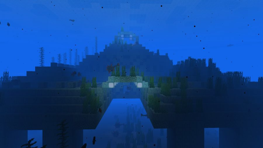 minecraft submerged temples