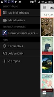 France Loisirs Suisse eBooks - náhled