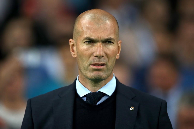 De nouveaux soucis pour Zinedine Zidane - Walfoot.be
