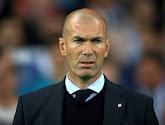 """Zidane legt schuld bij zichzelf na blamage tegen Valencia: """"Er zijn geen excuses"""""""