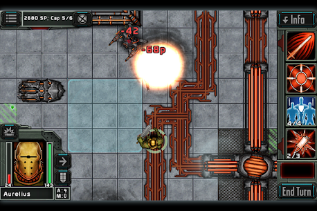 Templar Battleforce RPG APK 8