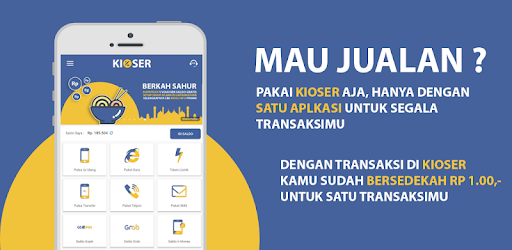 With KIOSER Everyone Can Sale
