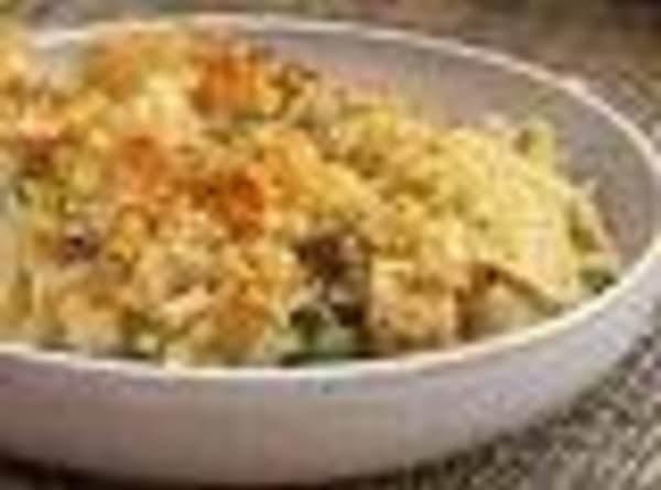Easy Cheesy Tuna Noodle Bake Recipe
