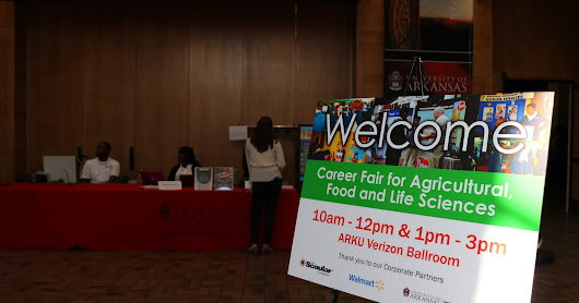 Career Fair for Agricultural, Food and Life Sciences - Fall 2016