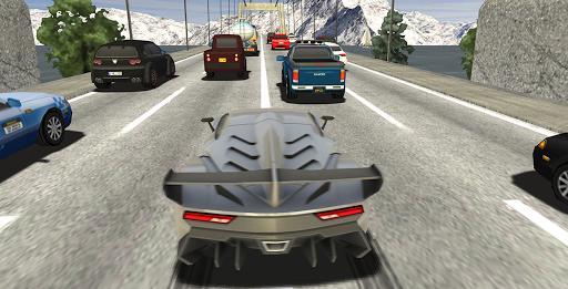 Heavy Traffic Racer: Speedy android2mod screenshots 1