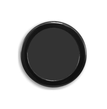 DEMCiflex magnetisk filter 92mm, rund, sort