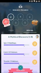 Pokémon GO APK screenshot thumbnail 7
