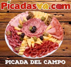 Picada del Campo desde 1587