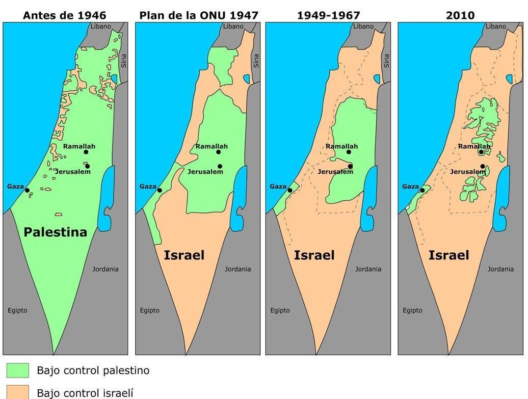 Google eliminó a Palestina del mapa y lo reemplazó por Israel | Noticias |  teleSUR