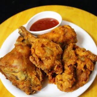 KFC chicken recipe crispy | KFC style fried chicken recipe | how to make kfc chicken.