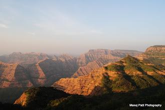 Photo: Deccan Slats.... Grand Canyon of Sahyadri....