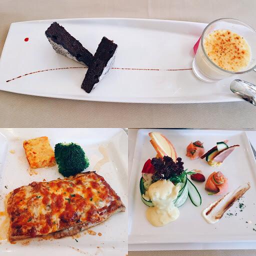 餐廳復古有特色~餐點都很好吃:)