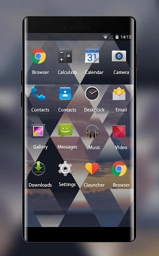 Theme for Panasonic P71 HD 2.0.50 screenshots 2
