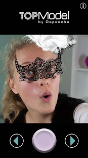 TOPModel FaceFun- screenshot thumbnail