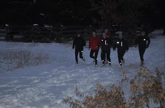 Photo: Llegada en grupo