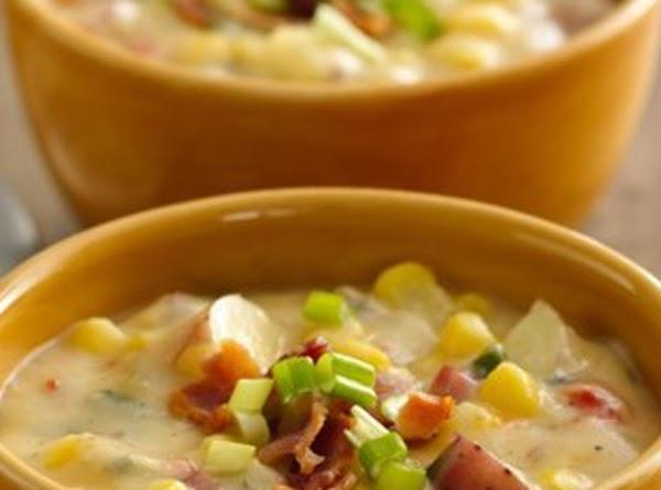 Nana's Corn Chowder Recipe